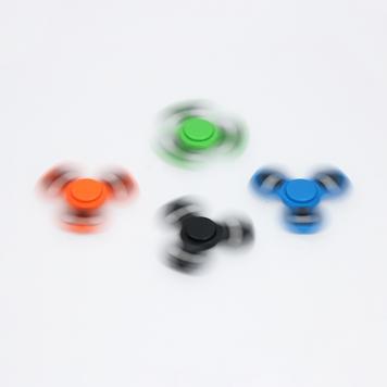 Hand-Spinner in bunten Farben