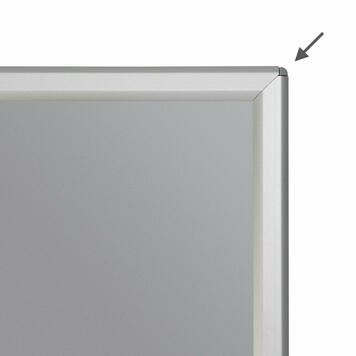 Klapprahmen zum Aufstellen, 14 mm Profil