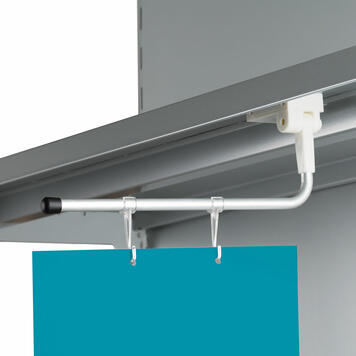 Magnetischer Bannerhalter, 90° Winkel