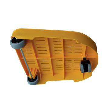 Flexicart, Einkaufswagen aus Kunststoff 64 Liter, zum Ziehen