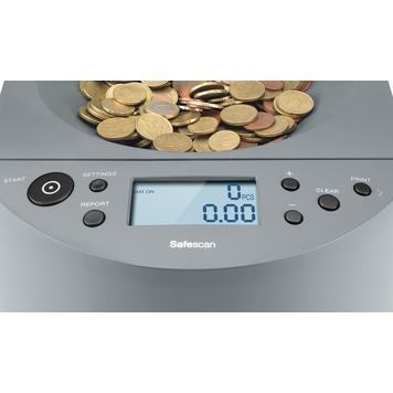 Safescan 1450 Münzzähler und -sortierer