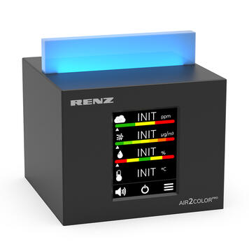 "Luftqualitätsmesser ""Air2Color PRO"" mit CO2-Ampel"
