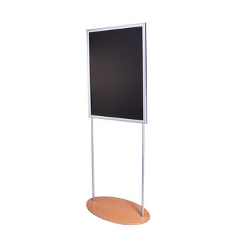 "Plakatdisplay ""Multi Ellipse"""