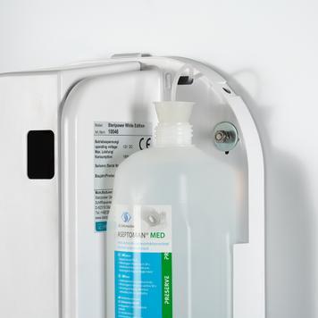 """Hygienestation """"Multi"""" mit Steripower - Handdesinfektionsgerät"""