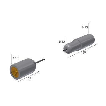 """Kabelsystem-Set """"Grip"""""""