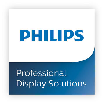 """Philips Public Display Monitor """"D-Line"""""""