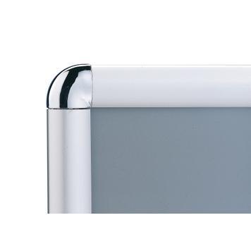 Kundenstopper, 25 mm Profil