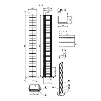 "FlexiSlot®-Tower ""Slim"""