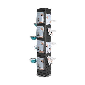 """FlexiSlot®-Präsentationstower """"York"""""""