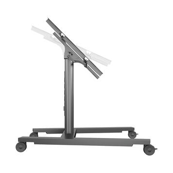Monitorständer Table neigbar/rollbar
