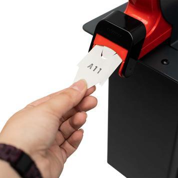 Ticketspender für Absperrständer