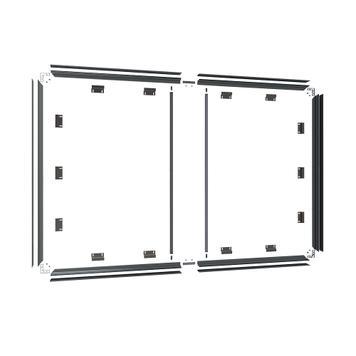 """Aluminium Stretchframe """"Outdoor 66"""""""