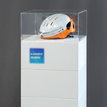 """Micro Saugnapffolie inkl. Druck für EasyCube """"Cube"""""""